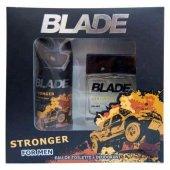 Blade Stronger Edt 100 Ml Deodorant 150 Ml Erkek P...