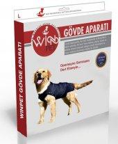 Win Pet Ameliyat Sonrası Köpek Elbisesi L 79*70 Cm
