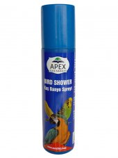 Apex Bird Shower Banyo Spreyi