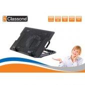 Classone M25 5x Yükseklik Ayarlı Notebook Soğutucu...