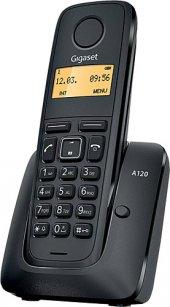 Gigaset A120 Dect Telsiz Telefon (Siyah)