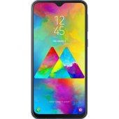 Samsung Galaxy M20 32 Gb Siyah (Samsung Türkiye Garantili)