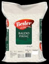 Besler Baldo Pirinç 10 Kg
