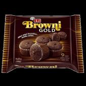 Eti Browni Gold Mini Kakaolu 9x20 Gr (12 Adet)