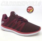 Jump Bordo Günlük Erkek Spor Ayakkabı 17662 F