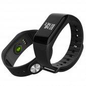 6d1b6fa637c12 Plg 01 Su Geçirmez Akıllı Bileklik Nabız Ölçer Oled Renkli Ekranlı Saat