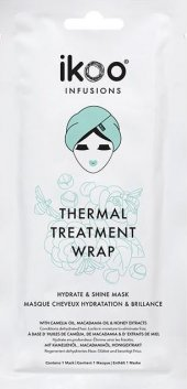 Ikoo Saç Maskesi Termal Tedavi Bezi Hydrate & Shine