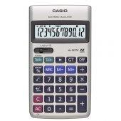 Casıo Hl 122tv 12 Hane Pocket Type