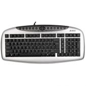 A4 Tech Kb 21 Multımedya Q Ps 2 Siyah Klavye