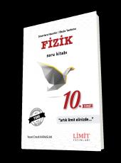 Limit Yayınları 10. Sınıf Fizik Soru Bankası Yeni