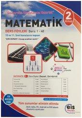 Eis Yayınları Daf Matematik 2. Kitap 10 Ve 11. Sınıf 2019