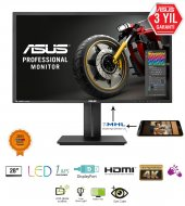 28 Asus Pb287q Gaming, Led 3840x2160 1ms 3yıl Displayport,hdmı Mh