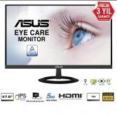 27 Asus Vz279he Ips 1920x1080 5ms 3yıl 2hdmı D Sub Eyecare Ultras