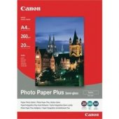 Canon 1686b015 Sg 201 Yarı Parlak, 10x15cm, 260gr, 50 Yapraklı Fo