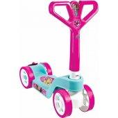 Furkan Toys Barbie 4 Teker Scooter 3+ Fr56914