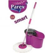 Parex Smart Döner Başlıklı Temizlik Seti Mop Kova Vileda