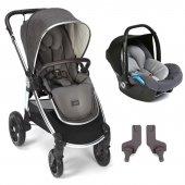 Mamas&papas Ocarro Chestnut Travel Sistem Bebek Arabası