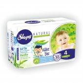 Sleepy Natural Külot Bez 4 No Maxi 30 Adet 7 14 Kg