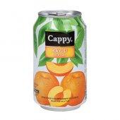 Cappy Kayısı Nektarı Kutu Meyve Suyu 330ml (12 Li Koli)