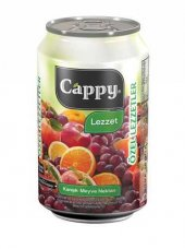 Cappy Meyve Suyu Karışık 330ml 12li