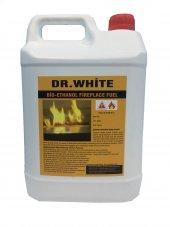 Dr.white Bio Ethanol Bacasız Dumansız Kokusuz Şömine Yakıtı 20 Lt