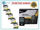 Optima Kan Sekeri Ölçüm Cihazı + 5 Kutu Strip 250 ...