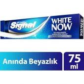 Signal Diş Macunu White Now Anında Beyazlık 75 Ml...