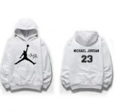 Air Jordan İmzalı Sweatshirt Beyaz