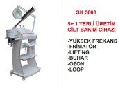 Cilt Bakım Cihazı Sk 5000 5+1 Yerli Üretim