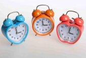 Masa Saati Renkli Çalar Saat
