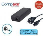Compaxe Clh 308 Hp 19v 3.33a 4.5 3.0 Pin Ntb Adapt