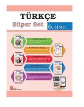 Ata 6.sınıf Türkçe Süper Set 2019 2020