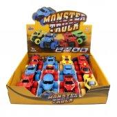 N603e Js998 112 113 Surtmelı Monster Truck Renkli Ar
