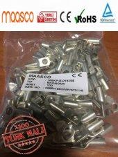 Maasco Sıkmalı Kablo Pabucu Skp 10 Mm2 Kabloya Göre (1000 Adet) Kutulu