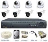 Ennetcam 8 Kameralı Ahd Süper Set