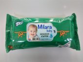 Milara Islak Mendil Havlu Sensitive 72 Li 20 Paket 1440 Yaprak