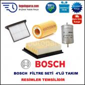 Bmw 525 D (03.2010 08.2011) Bosch Filtre Seti Fili...