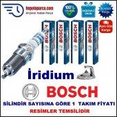 Audı A4 1.8 T (12.2000 06.2002) Bosch Buji Seti Platin İridyum (Lpg) 4 Adet