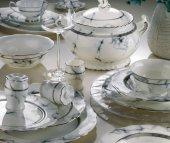 Aryıldız Ar 60017 Prestige Porselen Yemek Takımı 83 Parça