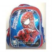Hakan Çanta Spiderman Örümcek Adam Okul Çantası (Lisanslı)
