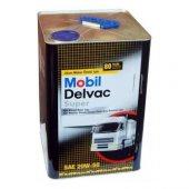 Mobil Delvac Süper 20w 50 16 Kg Teneke