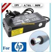 Hp Dv4 Dv 4 Uyumlu Laptop Adaptörü Şarj Cihazı 19 V 4.74 Amper