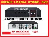 Avenir Hybrid Ahd Ve Analog Dvr Kamera Kayıt Cihazı