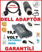 Tüm İğne Uçlu Dell Serisi Uyumlu Şarjadaptörü Şarj Aleti 19v 4.62