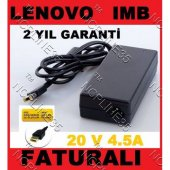 Lenovo G50 G 50 20 Volt 4.5 Amper 20v 4.5a Usb Kare Uç