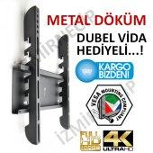 Hi Level 42 43 44 49 İnç İnch Lcd Led Tv Duvar Askı Aparatı Metal