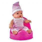 şimşek Oyuncak Oturaklı Miniş Bebek