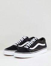 Old Skool Klasik Siyah Stil Ayakkabı