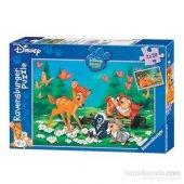 Arkadaşım Bambi (2x20 Parça) Puzzle