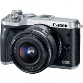Canon Eos M6 15 45mm Is Stm Fotoğraf Makinesi